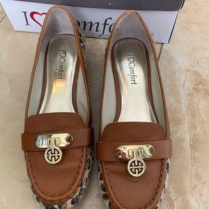 I comfort flat shoes
